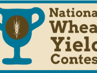 national wheat yield contest logo