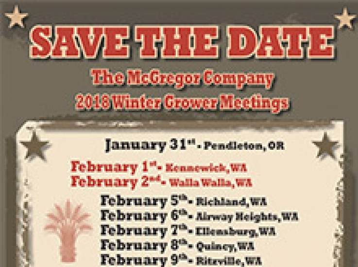 WINTER Grower Meetings KICKOFF in just 7 DAYS