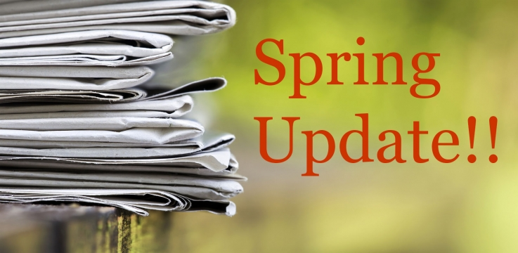 A Stack of Spring Updates